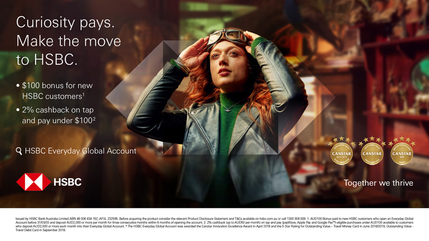 HSBC rewards customers with Everyday Extras - About HSBC